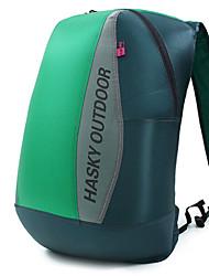 Недорогие -20 L Рюкзаки - Дожденепроницаемый, Быстровысыхающий, Пригодно для носки На открытом воздухе Восхождение, Походы, Путешествия Нейлон Красный, Зеленый, Фиолетовый