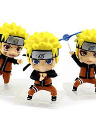 preiswerte -Anime Action-Figuren Inspiriert von Naruto Naruto Uzumaki PVC 9 cm CM Modell Spielzeug Puppe Spielzeug