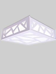 cheap -Flush Mount Ambient Light 110-120V / 220-240V, Warm White / Cold White, LED Light Source Included