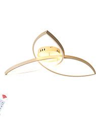 preiswerte -ZHISHU 3-Licht Unterputz Raumbeleuchtung - Ministil, Abblendbar, 110-120V / 220-240V, Dimmbar mit Fernbedienung, LED-Lichtquelle enthalten