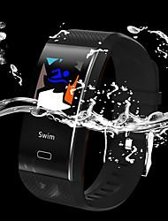Недорогие -Умный браслет TF6 для Android iOS Bluetooth Спорт Водонепроницаемый Пульсомер Измерение кровяного давления Сенсорный экран / Израсходовано калорий / Длительное время ожидания / Напоминание о звонке