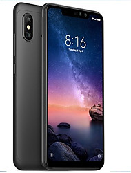 "economico -Xiaomi Redmi note6 pro Global Version 6.26 pollice "" Smartphone 4G (3GB + 32GB 5 mp / 12 mp Snapdragon 636 4000 mAh mAh) / Due telecamere"