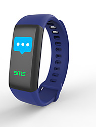 economico -Intelligente Bracciale G5 per Misurazione della pressione sanguigna / Calorie bruciate / Standby lungo / Schermo touch / Resistente all'acqua Localizzatore di attività / Monitoraggio del sonno