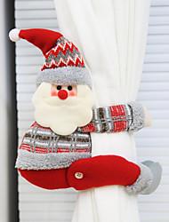 cheap -curtain Accessories Tie Back Christmas 1 pcs
