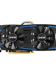 Недорогие -Galaxy Video Graphics Card GTX1060 1060 МГц 8Gbps МГц 8 GB / 192 бит GDDR5
