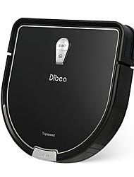 abordables -Dibea Aspirateurs Robotiques Nettoyeur D960 Télécommandé Essorage à sec Mouillage humide 4G Wi-Fi Lavage Automatique Spot Cleaning Nettoyage des bordures