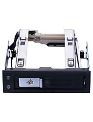 Недорогие -Unestech Корпус жесткого диска LED индикатор / Автоматическое конфигурирование / Многофункциональный Нержавеющая сталь / железо / Алюминиево-магниевый сплав ST3515