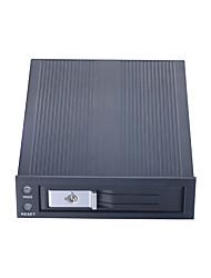Недорогие -Unestech Корпус жесткого диска LED индикатор / Автоматическое конфигурирование / Многофункциональный Сверх-легкий алюминий / Алюминиево-магниевый сплав ST3513