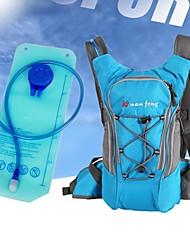 Недорогие -5 L Рюкзаки - Легкость, Дожденепроницаемый, Быстровысыхающий На открытом воздухе Пешеходный туризм, Походы, Трейлраннинг Нейлон Черный, Оранжевый, Синий