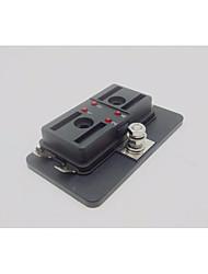 billiga -dc32v bil / skivinsats säkringslåda 4-vägs utgång med leddindikatorlampa (30a per krets) singel effektingång