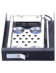 Недорогие -Unestech Корпус жесткого диска LED индикатор / Автоматическое конфигурирование / Ударопрочный чехол Нержавеющая сталь / железо / Алюминиево-магниевый сплав ST2511B