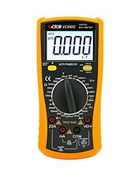 Недорогие -Цифровой мультиметр с цифровым мультиметром victor vc890d может измерять 20000футов
