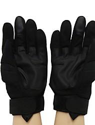 Недорогие -1 пара Волокно Защитные перчатки Безопасность и защита Противоскользящий