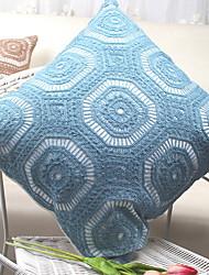 cheap -1 pcs Cotton / Linen Pillow Cover, Plaid / Checkered European Style