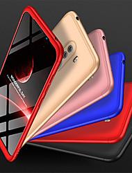 abordables -Coque Pour Xiaomi Xiaomi Pocophone F1 / Mi 8 Antichoc Coque Intégrale Couleur Pleine Dur PC pour Xiaomi Pocophone F1 / Xiaomi Mi 8 / Xiaomi Mi 8 SE