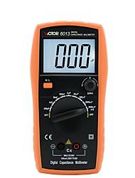 baratos -1 pcs Plásticos Instrumento / Testador de capacitância de resistência Medidores / Pró 2~20000UF/2~200NF/200pf VICTOR