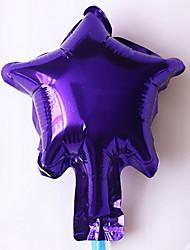 Недорогие -Воздушные шары морская звезда Творчество Вечеринка Декорации для вечеринок 1шт