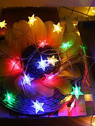 Недорогие -1 комплект LED Night Light Тёплый белый / Холодный белый Аккумуляторы AA Творчество / Новый дизайн / Милый <5 V