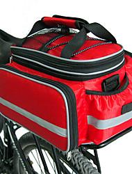 Недорогие -FJQXZ Сумка на багажник велосипеда / Сумка на бока багажника велосипеда Сумки на багажник велосипеда Большая вместимость Водонепроницаемость Регулируемый размер Велосумка/бардачок Нейлон