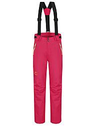 economico -Per donna Pantaloni da sci Ompermeabile, Tenere al caldo, Antivento Sci / Sport invernali Cotone Pantalone / Sovrapantaloni Abbigliamento