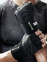 Недорогие -Фиксация рук и запястий / Спортивные перчатки / Перчатки для велосипедистов для Аэробика и фитнес / Велосипедный спорт / Велоспорт / Тренировка в тренажерном зале