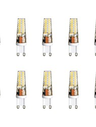 abordables -10pcs 3 W 300 lm G9 LED à Double Broches T 28 Perles LED SMD 2835 Blanc Chaud / Blanc 85-265 V