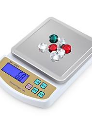 Недорогие -прецизионные домашние электронные весы 0.1g кухонные весы для выпечки весов несколько граммов, называемых маленькими весами