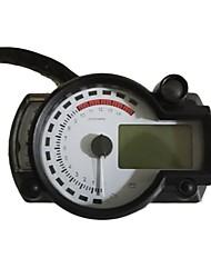 cheap -c-026 Motorcycle Odometer / Oil Pressure Gauge / Speedometer for Motorcycles All years Gauge Tachymeter