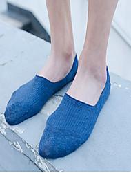 billige Undertøy og sokker til herrer-Herre Sokker - Ensfarget Normal
