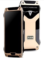 baratos -anica x8 cartão ultrafino celular luxo gsm dual sim com mp3 bluetooth