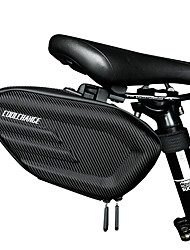 billiga Sport och friluftsliv-CoolChange Sadelväska Vattentät dragkedja, Bärbar, Kovakuorinen Cykelväska Nylon / Vattentätt Material Cykelväska Pyöräilylaukku Cykling Cykel