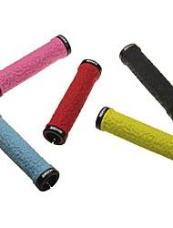 Недорогие -BEATACE® Велосипедные рукоятки Велоспорт Противозаносный Anti-Shake Пригодно для носки Удобный Назначение Шоссейный велосипед Горный велосипед Велоспорт Ластик Красный Розовый Зеленый  / желтый