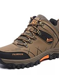 Недорогие -Муж. Кроссовки для ходьбы Альпинистские ботинки Пригодно для носки На открытом воздухе Анти-скольжение Пешеходный туризм Альпинизм Взрослые