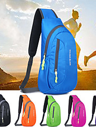 Недорогие -8 L Легкий упаковываемый рюкзак Слинг Дышащие ремни - Легкость Дышащий Дожденепроницаемый Компактный На открытом воздухе Рыбалка Пешеходный туризм Велосипедный спорт / Велоспорт Полиэстер / Да