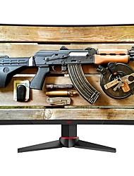 preiswerte -HKC G241 23.6 Zoll Computerbildschirm 1800R Gekrümmter Monitor VA Computerbildschirm 1920*1080