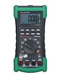 Недорогие -mastech ms8340b ms8240d прерванный высокоточный интеллектуальный карманный цифровой мультиметр