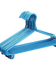 Недорогие -пластик / Сплав Сухой Одежда Вешалка, 1pack