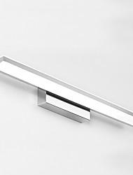 Недорогие -Мини Модерн Освещение ванной комнаты Ванная комната Металл настенный светильник IP67 AC100-240V 16 W