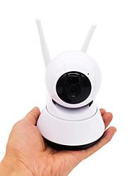 abordables -hqcam® hd 1080p dôme wifi intérieur pour maison caméra ip v380 moniteur de bébé sans fil h.265 fente de mémoire audio pour caméra cctv