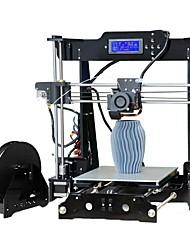 Недорогие -P802M 3д принтер 220*220*240 0.2/0.3/0.4 мм Творчество / Новый дизайн