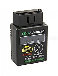 Недорогие -Все модели 16pin Разъемы Male к Female OBD-II ELM327 Приложение для андроида ISO15765-4 (CAN BUS) / SAE J1850 PWM / SAE J1850 VPW Автомобильные диагностические сканеры