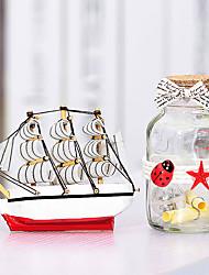 Недорогие -2pcs стекло Модерн / Простой стиль для Украшение дома, Подарки / Домашние украшения Дары