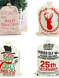 baratos -Acessórios do partido Favor Decoração Natal / Festa / Noite Natal / Criativo Nãotecidos