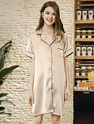 billige -Ikke-personaliseret Rayon / Polyester Gaver Solid Bryllup