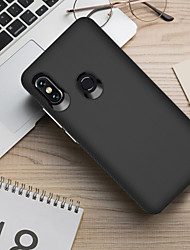 abordables -BENTOBEN Coque Pour Apple Redmi 5 Plus / Mi 5X Antichoc / Ultrafine Coque Couleur Pleine / Ville Dur TPU / PC pour Xiaomi Redmi Note 5 Pro / Xiaomi Redmi 5 Plus / Xiaomi Mi 5X