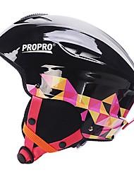 Недорогие -Лыжный шлем Все Сноубординг Лыжи Защита от удара Легкий вес Тепловая / Теплый Пенополистирол + вспененный полиуретан ABS смолы CE EN 1077 SGS