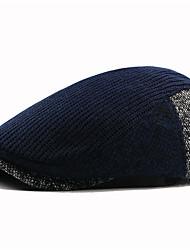 Недорогие -мужская полиэфирная флоппи-шляпа - печать