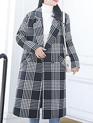 billige -kvinders lange frakker - pletter&kontrol