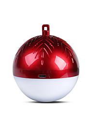 baratos -o bluetooth sem fio do Natal do brelong conduziu a luz iluminada colorida 1 pc da música