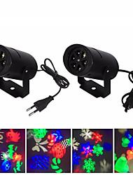 Недорогие -YWXLIGHT® 1шт LED Night Light / Небесный проектор NightLight От электросети US / EU 85-265 V
